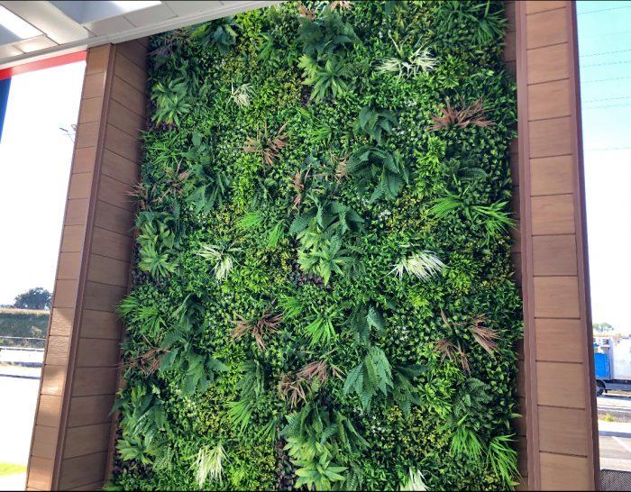 Jardines Verticales Artificiales - Tropical